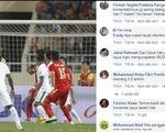 """""""Tuyệt vọng"""" với đội nhà, CĐV Indonesia chúc...""""Việt Nam hãy thắng đậm nhé"""""""