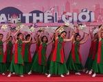 'Thiếu nhi Việt Nam - Vươn ra Thế giới' quảng bá văn hóa Việt ra ASEAN