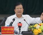 Đầu năm 2021 phải khởi công dự án sân bay Long Thành