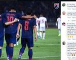 Đánh bại UAE, CĐV Thái Lan