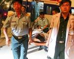 Trực thăng cấp cứu kịp thời ngư dân bị chấn thương sọ não tại Trường Sa