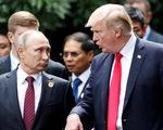 Ông Trump rút khỏi Syria, báo Nga nói ông Putin 'trúng xổ số'