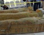 Video: 30 chiếc quan tài gỗ hơn 3.000 năm được tìm thấy ở Ai Cập