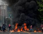 Truyền thông Trung Quốc: phương Tây biểu tình ầm ầm do học theo Hong Kong