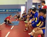 Futsal Việt Nam quyết vượt