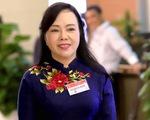 Bộ trưởng Y tế Nguyễn Thị Kim Tiến: