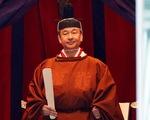 Nhật hoàng Naruhito: