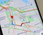 Google Map bổ sung tính năng báo sự cố trên đường