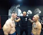 Video võ sĩ MMA bắp tay