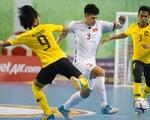Việt Nam gặp Thái Lan ở bán kết futsal Đông Nam Á 2019