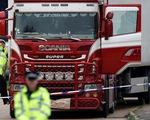 Hành trình bi thảm của 39 thi thể đông cứng trong xe container