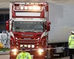 39 thi thể đông cứng trong xe container là người Trung Quốc