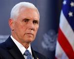 Ông Mike Pence thẳng thắn nêu các vấn đề chính trị chia rẽ Mỹ - Trung