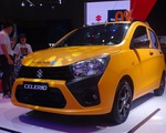 Suzuki tham dự triển lãm ô tô Việt Nam 2019