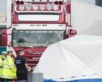 Container chở 39 thi thể đi qua 3 thị trấn ở Pháp, Bỉ trước khi đến Anh