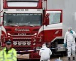 Bắt thêm 3 nghi phạm trong vụ 39 thi thể ở Anh