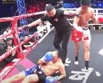 Clip trong 1 đêm, võ sĩ MMA