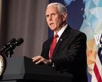 Phó tổng thống Mỹ Mike Pence công kích trực diện Trung Quốc