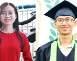 Hai thủ khoa tốt nghiệp đại học: Vị trí thủ khoa không là mục tiêu!