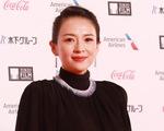 Chương Tử Di, Phan Đăng Di trên thảm đỏ khai mạc Liên hoan phim Tokyo