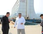 Hàn Quốc đề nghị đàm phán về việc Kim Jong Un yêu cầu đập dự án trên núi Kim Cương