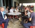 Anh, Việt Nam bàn cách nhận dạng thi thể vụ 39 thi thể trong container
