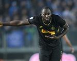 Lukaku ghi bàn đẳng cấp hạ Brescia, Inter lên đầu bảng