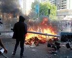 Chile tuyên bố hủy đăng cai tổ chức APEC, COP25 vì biểu tình