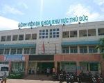 Duyệt dự án xây mới Bệnh viện Đa khoa khu vực Thủ Đức