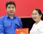 Anh Nguyễn Việt Quế Sơn làm phó bí thư Quận ủy Bình Tân