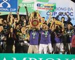 Chung kết Cúp quốc gia 2019: Văn Quyết tỏa sáng, Hà Nội lên ngôi