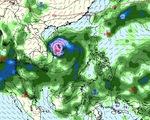 Bão số 5 mới vừa đi qua, Biển Đông có nguy cơ đón bão mới