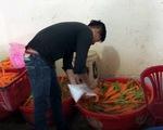 Rửa thực phẩm bằng hóa chất: Phải ra tòa