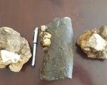 Tìm thấy hóa thạch loài tê giác trong hang động ở Phong Nha - Kẻ Bàng