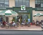 Nghi phạm nổ súng tại ngân hàng ở Thanh Hóa là thượng úy công an