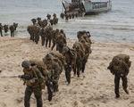 Thủy quân lục chiến Mỹ bí mật tập đổ bộ chiếm đảo, đối phó Trung Quốc