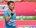 Lý Hoàng Nam đánh bại tay vợt số 2 Trung Quốc