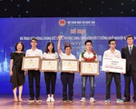 Sinh viên Bách khoa chiến thắng cuộc thi khởi nghiệp HS-SV