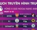 Lịch trực tiếp, kèo nhà cái, dự đoán bóng đá ngày 6 và 7-10