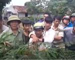 Video: Nửa đêm ném đá vào nhà bạn nhậu thách thức giết nhau