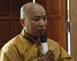 Bãi nhiệm trụ trì của đại đức Thích Thanh Toàn, sư Toàn giờ là Lê Hữu Long