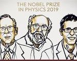 Nobel vật lý 2019 tôn vinh nghiên cứu về vũ trụ