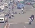 Video: Xem camera biết mình gây tai nạn, tài xế đến xin lỗi và bồi thường
