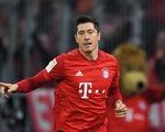 Lewandowski lập cú đúp, Bayern đại thắng Dortmund trong trận derby nước Đức