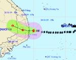 Bão số 6 suy yếu, cảnh giác thủy điện xả lũ trong khi mưa lớn