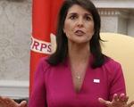 Cựu đại sứ Mỹ tại LHQ tiết lộ hai cựu quan chức Mỹ đề nghị bà