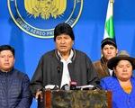 Cựu tổng thống Bolivia xin tị nạn chính trị ở Mexico