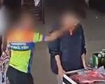 Phó giám đốc Công an Thái Nguyên nói không liên quan thượng úy tát nhân viên bán hàng