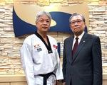 Chỉ sau Hàn Quốc, taekwondo Việt Nam lần đầu tiên có võ sư 9 đẳng quốc tế