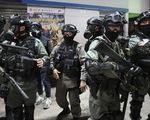 Cảnh sát quá tải, Hong Kong lập đội đặc nhiệm xử lý biểu tình
